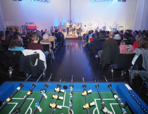 Clubspieler Eduard Löwen beim Hattrick – per Videobotschaft